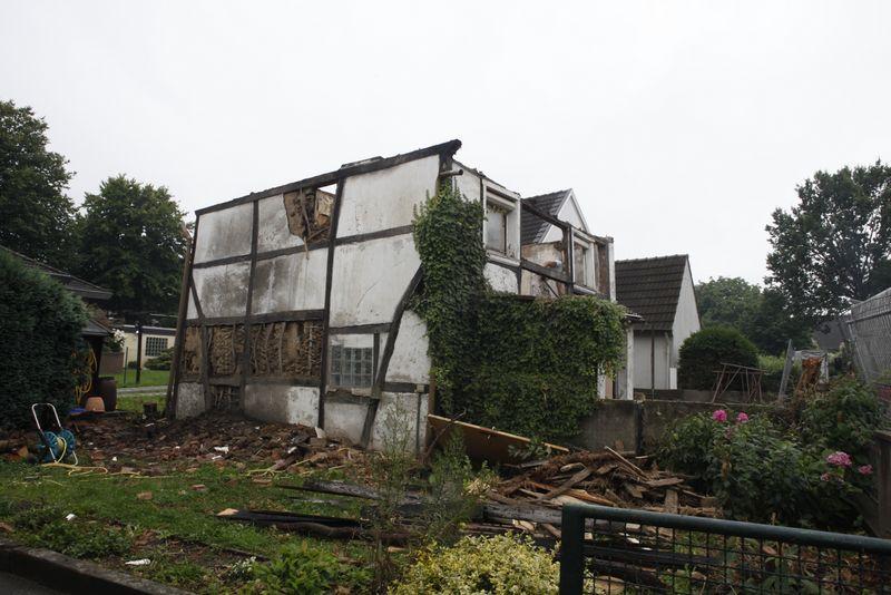 Das Haus ohne Dach